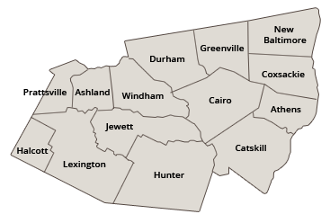 Greene County District Map