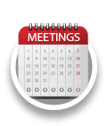 Icon for Check Meetings Calendar