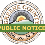 Greene County NY Public Notice