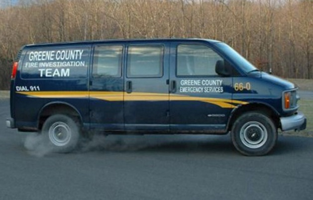 The Greene County Fire Investigation Team