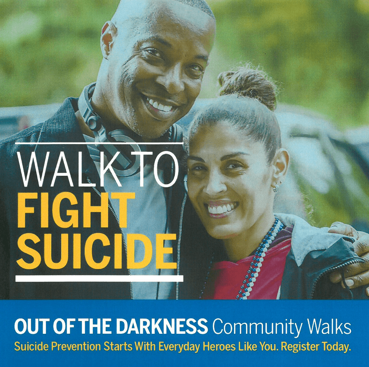 Columbia Greene Out of the Darkness Walk 9/15/18