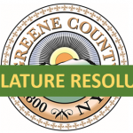 Greene County Legislature Resolution