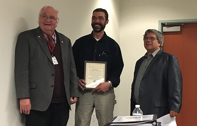 Northeast Treaters Receives Planning Achievement Award for Athens, NY Facility Improvements