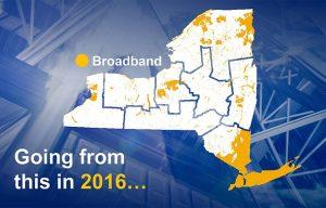 New NY Broadband Phase I