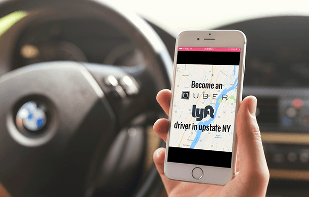 how to become an uber driver upstate ny