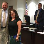 Maggie Graham Greene County Chairmans Award