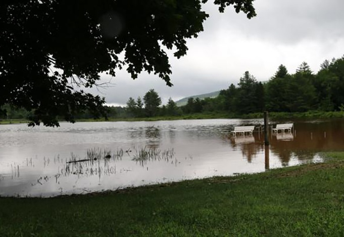 Rip Van Winkle Lake Revitalization in Tannersville