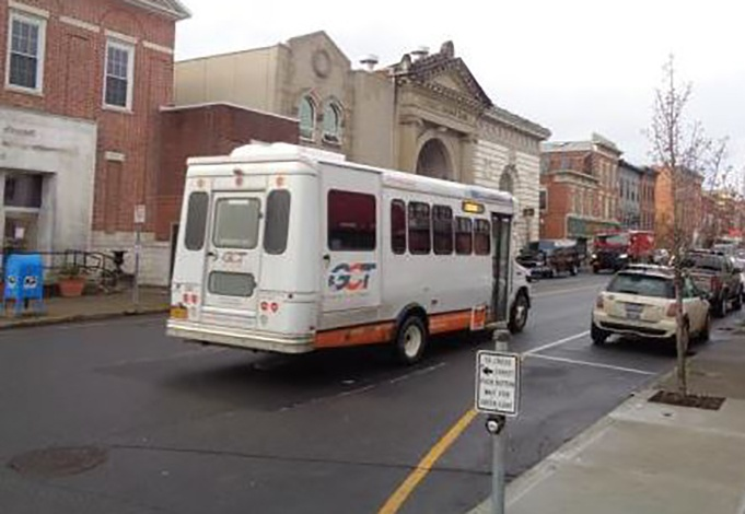 Greene County Transit Expanding – New Route into Columbia County