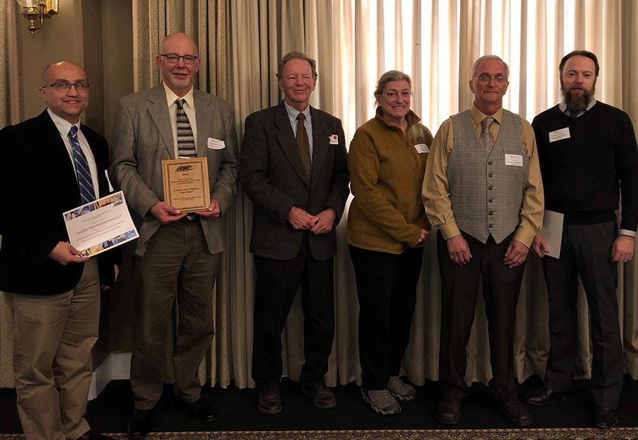 Historic Bridge Renovation in Catskill, NY Wins National Industry Award