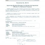 Resolution Approving Standard Workday For Elected & Appointed Officials For Retirement Purposes_Page_1