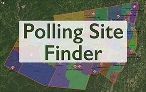 Polling Site Finder