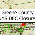 Greene County NYS DEC Closures