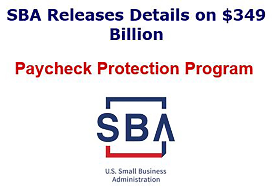SBA Releases Details on $349 Billion Paycheck Protection Program