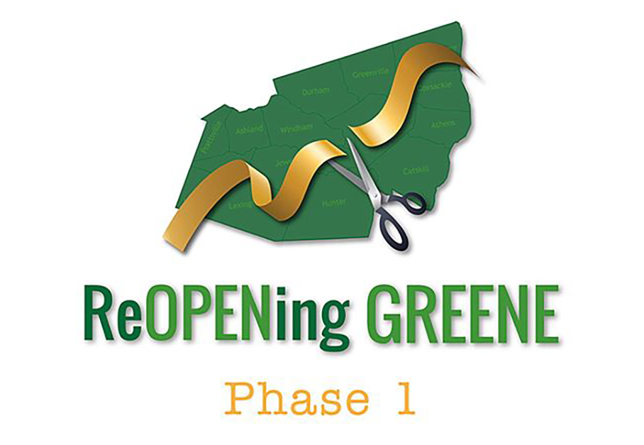 Greene County Reopening Businesses under Phase One