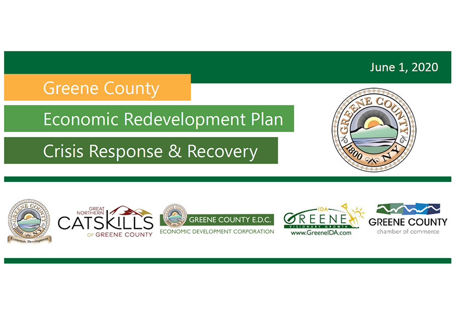 Greene County Releases COVID-19 Economic Recovery Plan
