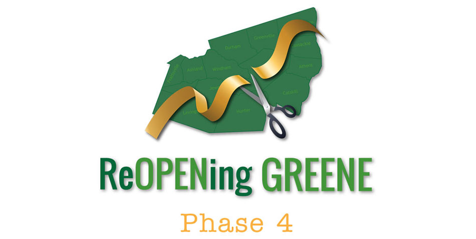 Greene County On Track to Enter Phase IV Next Week