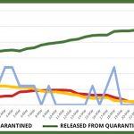 Website graph – June 2