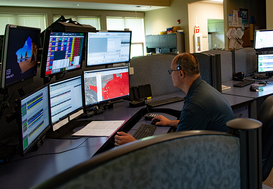 Greene County Emergency Services Integrates its Computer Aided Dispatch System with Ulster County