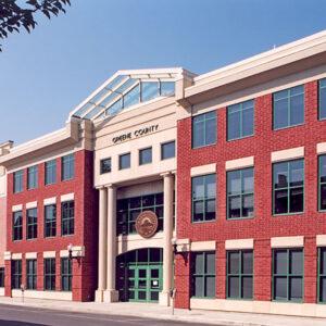 Greene County Office Building in Catskill