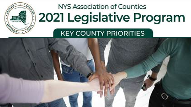 Greene County and the NYS Association of Counties