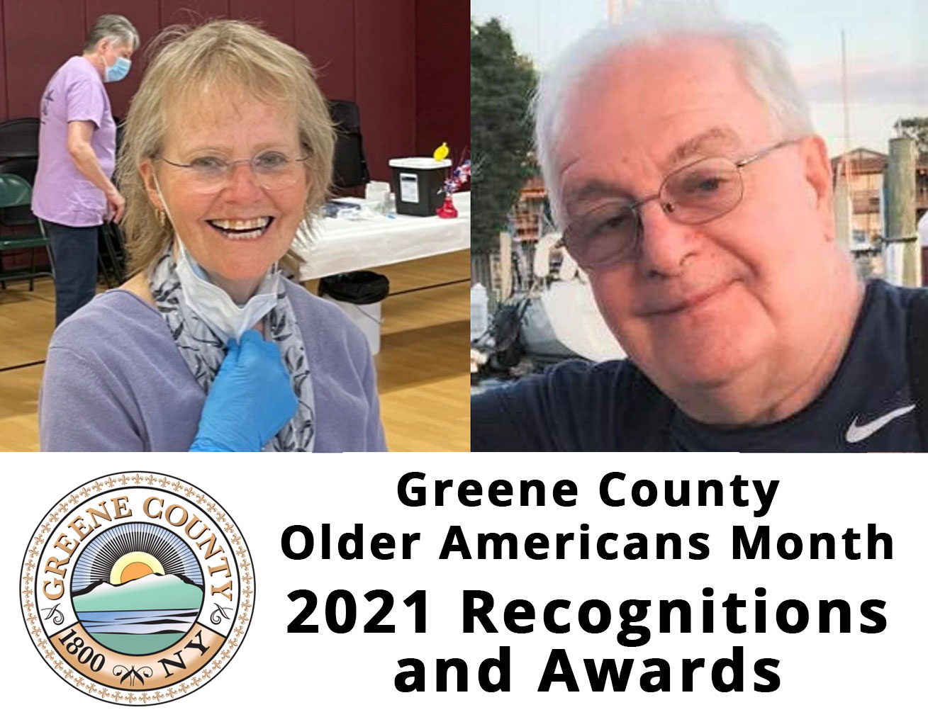 Greene County Honors Residents as Part of Older Americans Month in May
