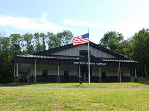 Prattsville Fire House in Prattsville