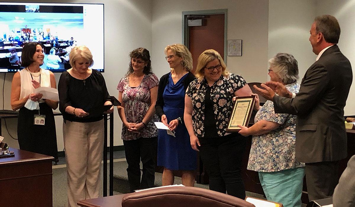 Greene County Chairman's Award 2021